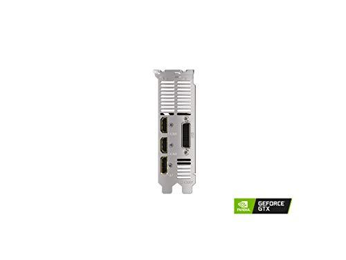 GIGABYTE GeForce GTX 1650 D6 OC Low Profile 4G Graphics Card, Low Profile Design, 4GB 128-Bit GDDR6, GV-N1656OC-4GL Video Card