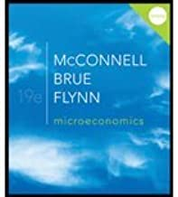 Microeconomics by McConnell,Campbell; Brue,Stanley; Flynn,Sean. [2011,19th Edition.] Paperback