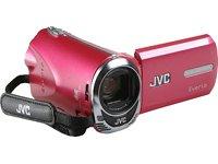 JVC GZ-MS215PEU - Videocámara de 0.8 MP (Pantalla de 2.7', Zoom óptico 45x, Zoom Digital 900x), Color Rosa