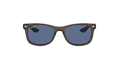 Ray-Ban 0RJ9052S Gafas, TRANSPARENT BROWN, 47 Unisex