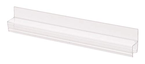 """CR Laurence CRL Y Inline 180 Degree Panel Seal for 3/8"""" Glass"""