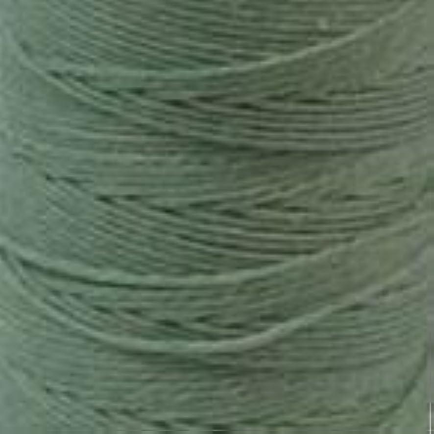 Waxed Irish Linen Crawford Cord 4 Ply 10 Yards SAGE