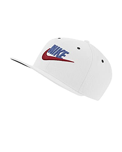 Nike Futura Pro Cap (one Size, White/Blue/red, one_Size)