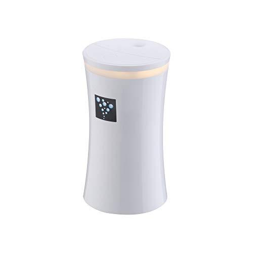 Sencillo Vida Humidificador Aromaterapia Difusor de Aceites Esenciales, Difusores de Aroma Purificador de Aire Ultrasónico con Luz de Noche para Yoga SPA Habitación Dormitorio