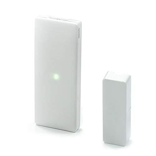 Visonic MC302VPG2 Ultraflacher Öffnungsmelder PowerG, weiß