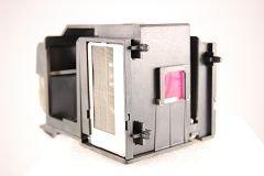 PJxJ Ersatzlampenmodul SP-LAMP-018 / 456-7300 / SP-LAMP-021 / LP21 / LCD-C110 mit Gehäuse für A&K ASTROBEAM S135 ; ASK PROXIMA C110 / C130 ; DUKANE IMAGEPRO 7300 ; KLL HD102 ; INFOCUS LS4805 / SP4805 / X2 / X3 ; TRIUMPH-ADLER A-110 / V-30
