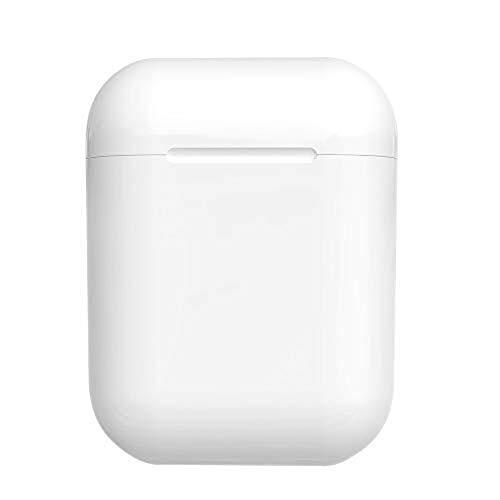 Inpods - 12 auriculares inalámbricos Bluetooth 5.0, para iPhone Xiaomi, Huawei todos los smartphones, PK i7 i9s i500 i5000 i10000 TWS (BL)