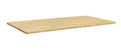"""BenchPro 1"""" Thick Solid Butcher Block Maple Top"""