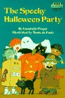 The Spooky Halloween Party (Step into Reading)