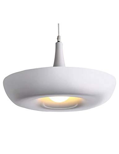 Kroonluchter plafondventilator licht creatief wit smeedijzer veranda moderne minimalistische toets stijl huis restaurant eettafel lamp hanglamp