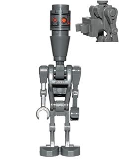 LEGO Star Wars IG-88 Minifigura Droide de 75222 (Embolsada)