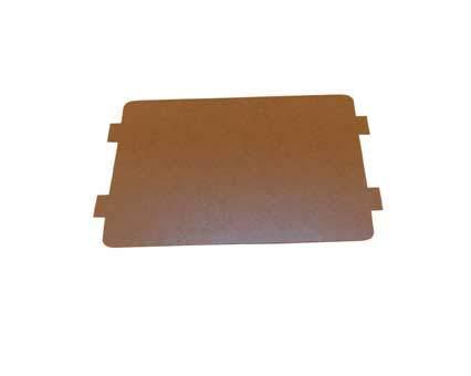 Brandt – Placa de mica, guía de aire de 10 x 11 cm para