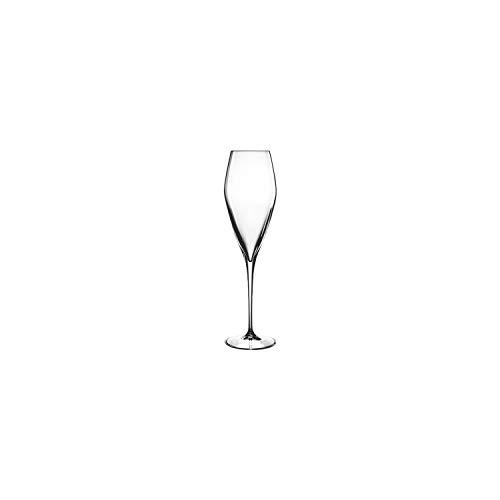 Luigi Bormioli Atelier Set Calici per Prosecco/Champagne, Vetro, 27 cl, 6 unità