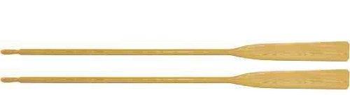 1 Paar Ruder Holz Riemen Paddel 210 cm