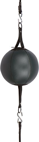 """Trademark Innovations 8"""" Double End Boxing Training Speed Bag with Pump"""