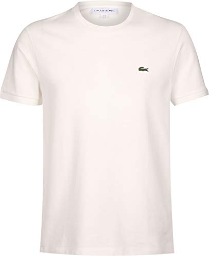 Lacoste Herren T-Shirt Offwhite (20) 5