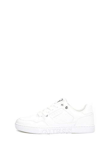 Guess JULIEN2/ACTIVE Lady, Zapatillas Deportivas Mujer, Whiwh, 39 EU
