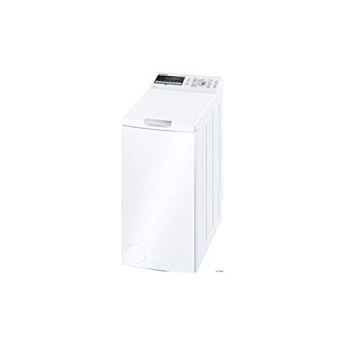 Bosch Serie 6 WOT24457FF Independiente Carga superior 7kg 1200RPM A+++ Blanco - Lavadora (Independiente, Carga superior, Blanco, Botones, Arriba, LED)