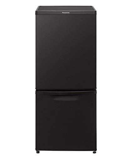 パナソニック 冷蔵庫 2ドア 138L マットビターブラウン NR-B14CW-T