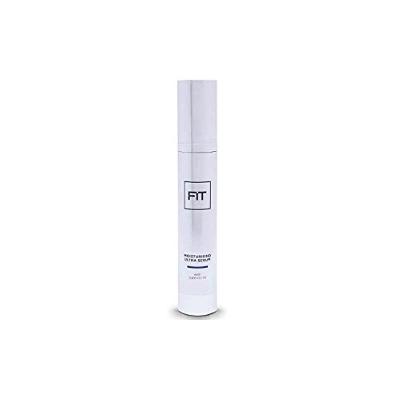 柔らかい自我伝統的保湿超セラム30をフィット x4 - Fit Moisturising Ultra Serum 30ml (Pack of 4) [並行輸入品]