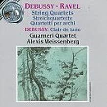Debussy- Ravel: String Quartets