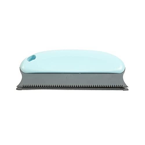 Traciya Removedor de pelo de mascotas, removedor de pelusa reutilizable y cepillo removedor de pelo de perro para sofá, muebles, alfombras, ropa, mantas, cama de coche