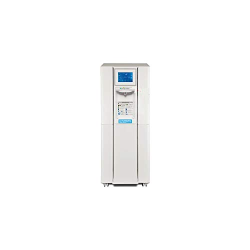 Nu Water 30 Atmospheric Water Generator - Generate 8 Gallons Per Day - No Plumbing or Piping - Hot and Cold Dispensers - Produce Light Alkaline Water - UV - Active Carbon + RO
