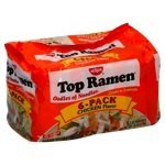 Top Ramen Noodles Chicken 3 oz. (12-Pack)