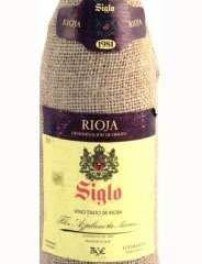 AGE Bodegas Unidas Siglo 1981. Rioja Spanischer Rotwein