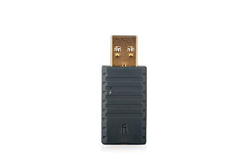 iFi iSilencer3.0 – USB3.0 Störsignalfilter für USB-Daten und USB-Spannung mit Active Noise Cancellation (ANC) / für Audio-Anwendungen, HiFi, Home-Cinema, Computer, Pro-Audio und vieles mehr.