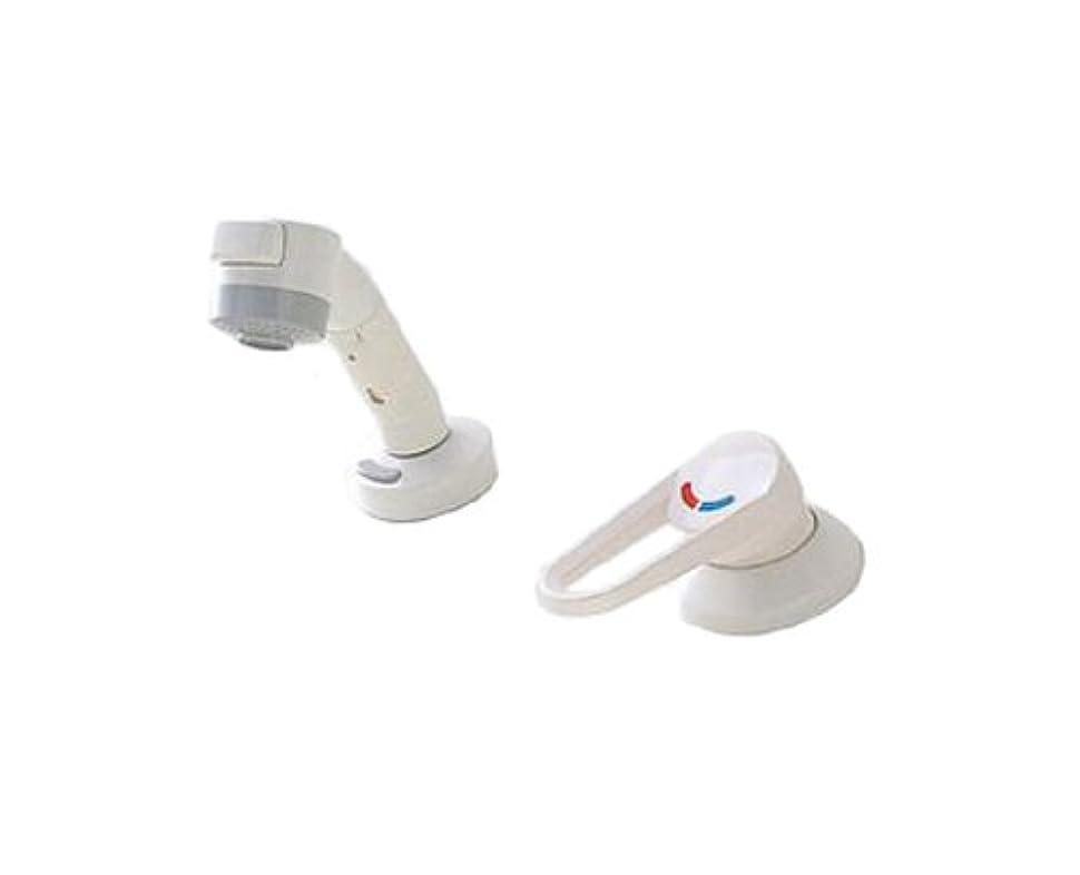 流星市民粒子TOTO 洗面用水栓 シングル混合水栓 TL386UFS (ホース付き)