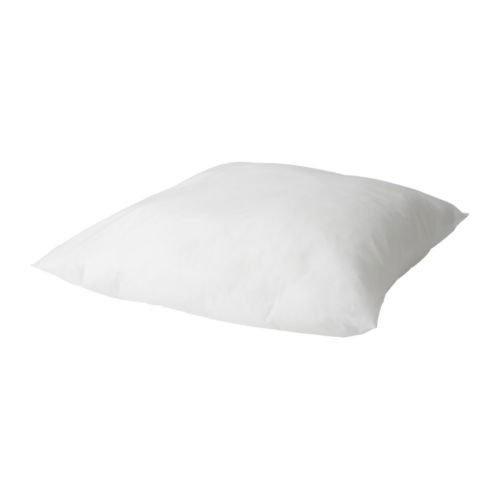 IKEA Kopfkissen SLAN Synthetik-Kissen für Bauchschläfer in 80x80 cm