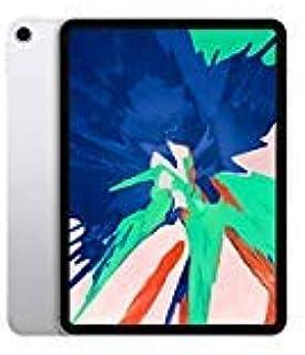 Apple iPad Pro 3rd Generation (11-Inch, Wi-FI + Cellular, 64GB) - Silver (Renewed)