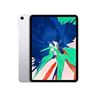 Apple iPad Pro 3rd Generation (11-inch, Wi-FI + Cellular, 64GB) - Silber (Generalüberholt)