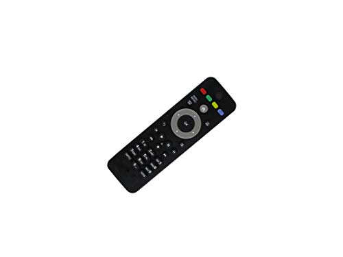 Controle remoto HCDZ para Philips BDP3300K BDP3300 BDP3300K/55 BDP3300K/93 BDP3300K/98 BDP1305/F7 BDP1305F7 NC270MH Blu-ray Disc DVD Player