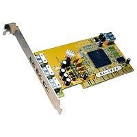 Exsys EX-1064 Controller PCI-32Bit - 3 x USB-A/Buchse + 1 intern Port