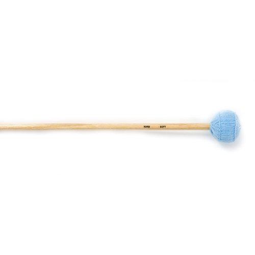 Percussion Plus rígida y suave VIBE/Marimba mazos