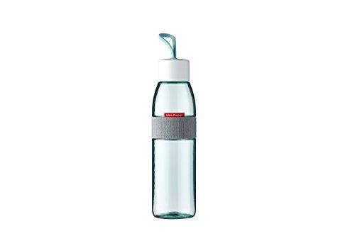 Mepal Nordic Green trinkflasche Ellipse 500 ml, Plastik, 6.3 x 6.3 x 27 cm