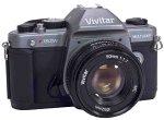 Vivitar V3800N Manual SLR Camera with 50mm Lens & Case
