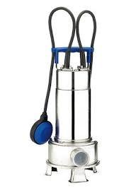 Ebara Serie Right 100mA Elektrische einphasig Tauchpumpe für Wasser Posten in AISI 304mit Galleg