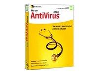 Norton AntiVirus 2005 - Ensemble complet - 1 utilisateur - CD - Win - International