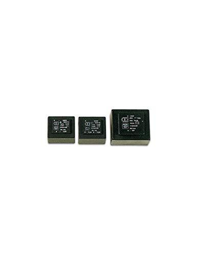 Velleman 138805 Print Transformateur, 12 VA, 1 x 9 V, 1 x 1.330 Amp