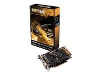 VGA1024MB ZOTAC GeForce GTS450 AMP! Edition mit CUDA (PCI-E,2xD,HDMI,DP,A) Kat:Grafikkarten PCI-Express NVIDIA