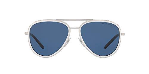 Ralph Lauren 0RL7064 Gafas de sol, Marrón, 57 para Hombre
