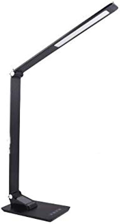 Faltbar Nachttisch Leselampe dimmbar Ladekabel Akku Faltlampe in LED Schreibtischlampe dimmbareRead fashion led desk lamp, paragraph 3