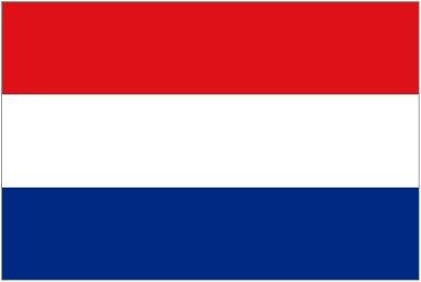 Drapeau des Pays-Bas - Hollande - 152 x 91 cm
