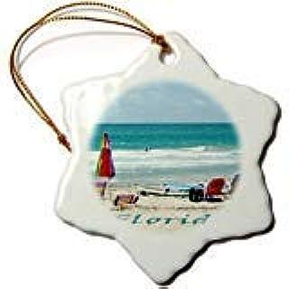 ymot101 - Sombrilla para sillas de Playa (Porcelana, 7,6 cm)