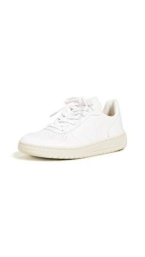 VEJA V-10 Zapatillas Moda Hombres Blanco - 44 - Zapatillas Bajas