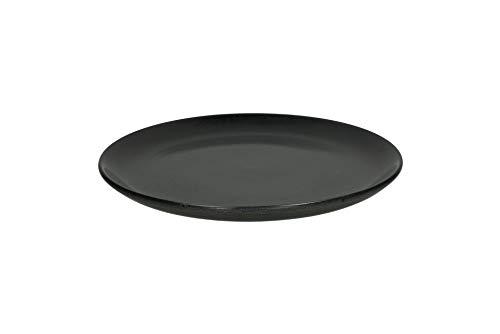 Flacher Teller Mirha Granit | ein raffinierter Teller