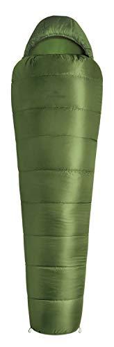 Ferrino Yukon Pro Sacco a Pelo, Unisex Adulto, Verde, Taglia Unica